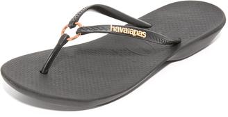 Havaianas Ring Flip Flops $32 thestylecure.com