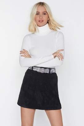 Nasty Gal Got No Chill Turtleneck Sweater