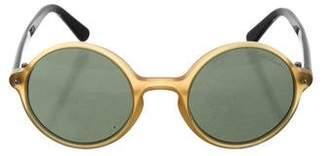 Ralph Lauren Round Tinted Sunglasses