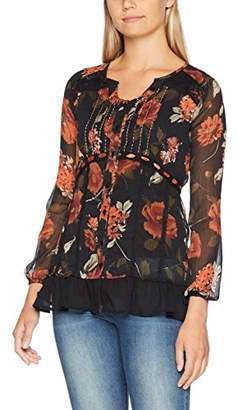 Joe Browns Women's All I Want Autumnal Blouse