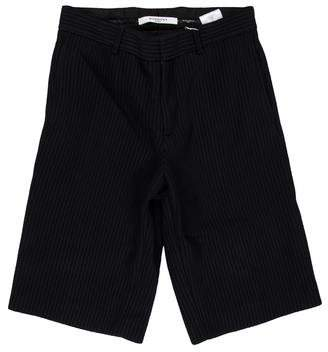 Givenchy Pinstriped Seersucker Shorts w/ Tags