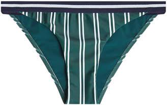 Rye Striped Bikini Bottom