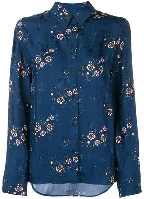Kenzo floral loose shirt
