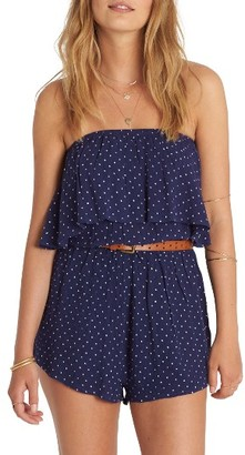 Women's Billabong New Story Romper $44.95 thestylecure.com