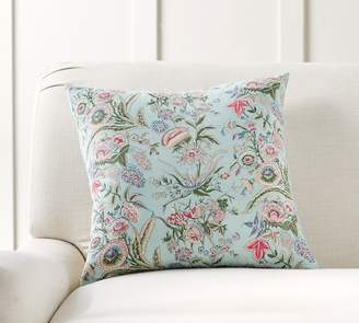 Pottery Barn Constance Printed Pillow Cover