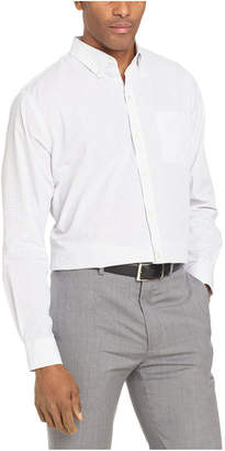Van Heusen Long Sleeve Button-Front Shirt