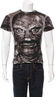 Christopher Kane Creature Crew Neck T-Shirt