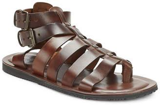 Saks Fifth Avenue Leather Gladiator Sandal