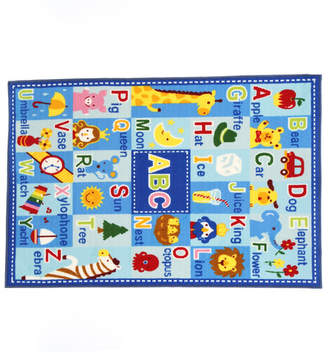 Fun Rugs Fun Time Letters and Names Area Rug Rug