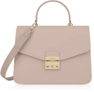 Furla Dalia Metropolis M Top Handle Satchel Bag