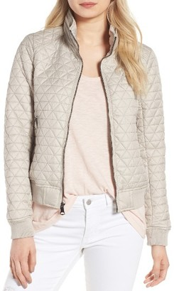 Women's Andrew Marc Oakley Oversized Quilted Jacket $150 thestylecure.com