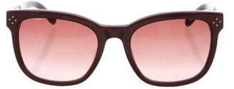 Chloé Oversize Gradient Sunglasses w/ Tags