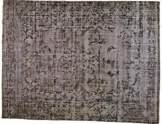 """One Kings Lane Vintage Persian Kerman Rug - 9'4"""" x 12'4"""" - Orientalist Home"""