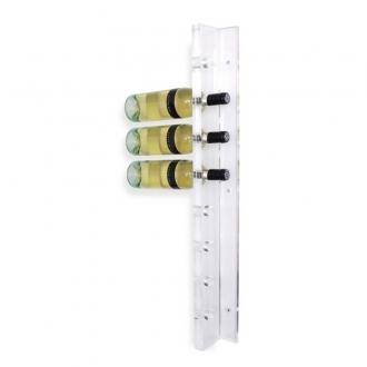 Pin It Gus Modern Acrylic Wine Rack