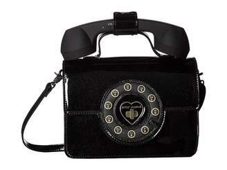Betsey Johnson Hello??? Phone Crossbody