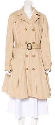 Opening Ceremony Knee-Length Trench Coat