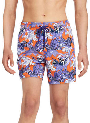 Vilebrequin Moorea Tropical Swim Trunks