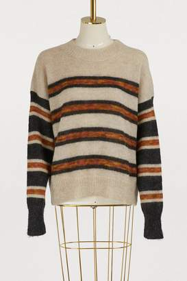 Etoile Isabel Marant Russell mohair and wool sweater