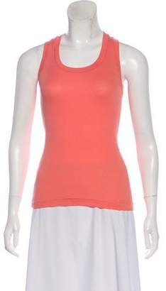 Gerard Darel Sleeveless Knit Top