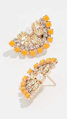 Anton Heunis Lemon Earrings