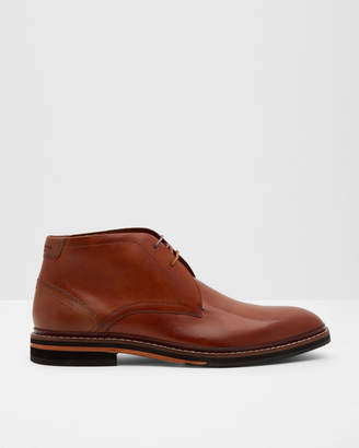 Ted Baker AZZLAN Leather Derby boots