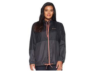 Columbia Plus Size Flash Forwardtm Windbreaker Women's Coat