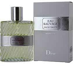 Christian Dior Eau Sauvage By Edt Spray 3.4 Oz