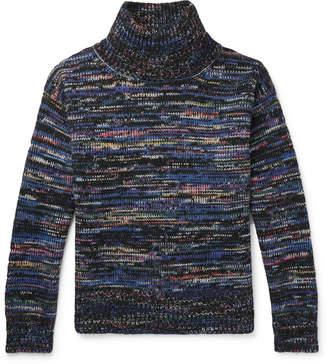 Dries Van Noten Wool Rollneck Sweater