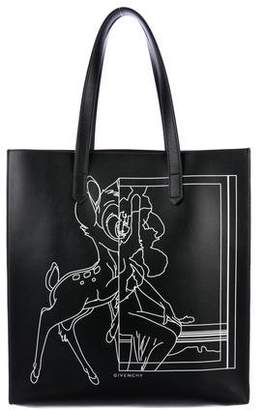 Givenchy Medium Bambi Stargate Tote