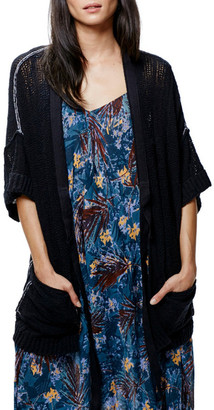 Free People Beach Cardigan $118 thestylecure.com