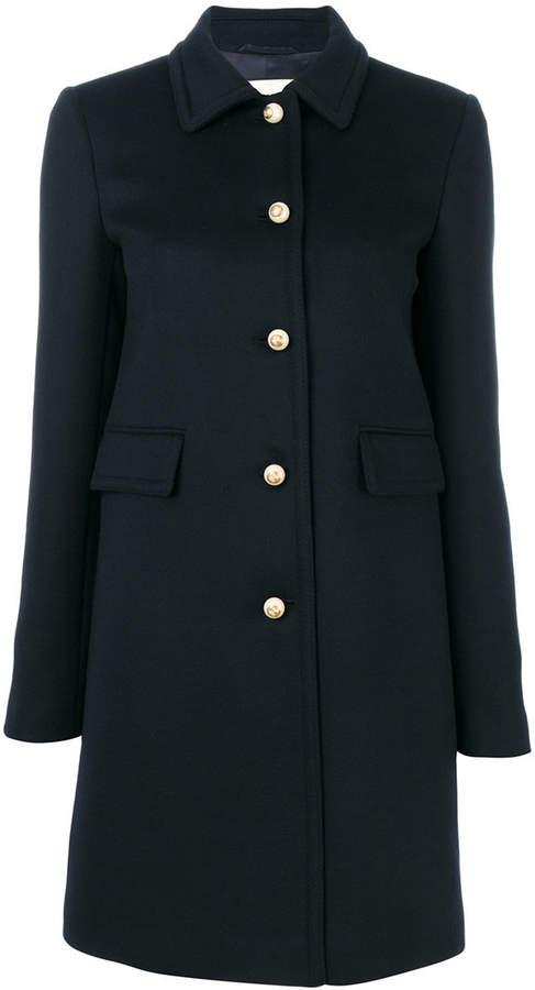 Gucci single breasted coat