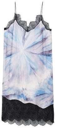 MANGO Tie-dye print dress