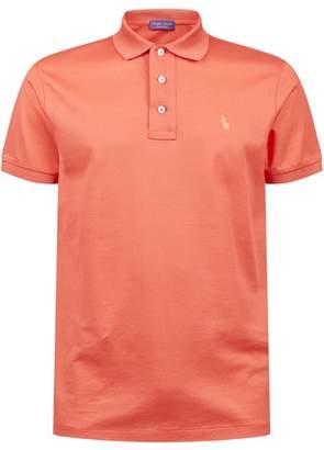 Ralph Lauren Purple Label Cotton Classic Polo Shirt 06d738c2e07