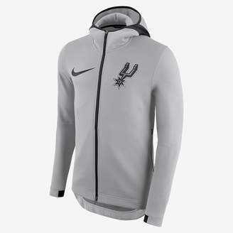 Nike San Antonio Spurs Therma Flex Showtime Men's NBA Hoodie