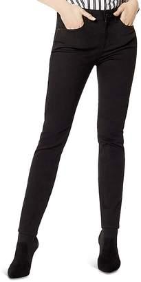 Karen Millen Signature Skinny Jeans in Black