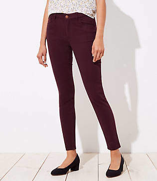LOFT Tall Leggings in Brushed Sateen in Julie Fit
