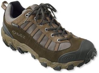 L.L. Bean L.L.Bean Men's Oboz Tamarack Waterproof Hiking Shoes