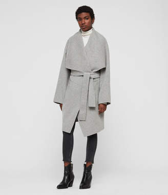 AllSaints Adalee Coat