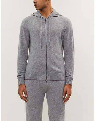 Derek Rose Finley cashmere hoody