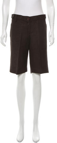 Chloé Chloé Tailored Knee-Length Shorts