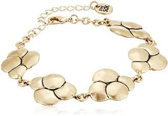 The Sak Layer Circle Line Strand Bracelet