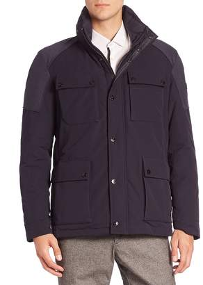 Strellson Men's Cassey Field Jacket