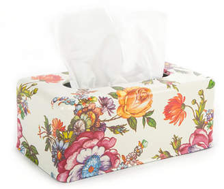 Mackenzie Childs MacKenzie-Childs Flower Market Standard Tissue Box Holder