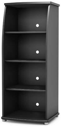 South Shore City Life Four-Shelf Bookcase