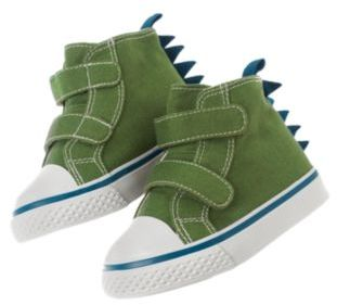 Crazy 8 Dino Spikes High Top Sneaker