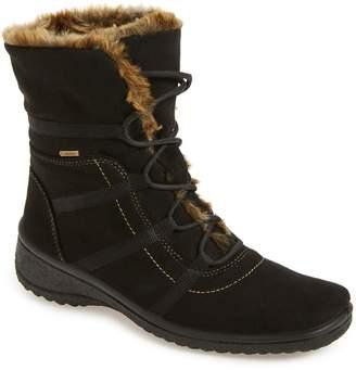 ara 'Magaly' Waterproof Gore-Tex(R) Faux Fur Boot