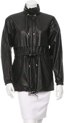 Isabel Marant Leather Lightweight Jacket w/ Tags