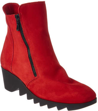 Arche Pattiz Leather Bootie