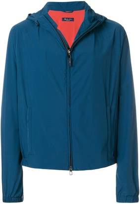 Loro Piana zip fastened jacket