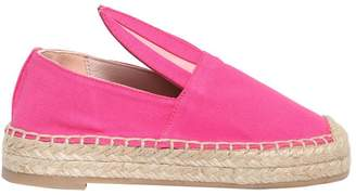 Minna Parikka Bunny Cotton Canvas Espadrilles